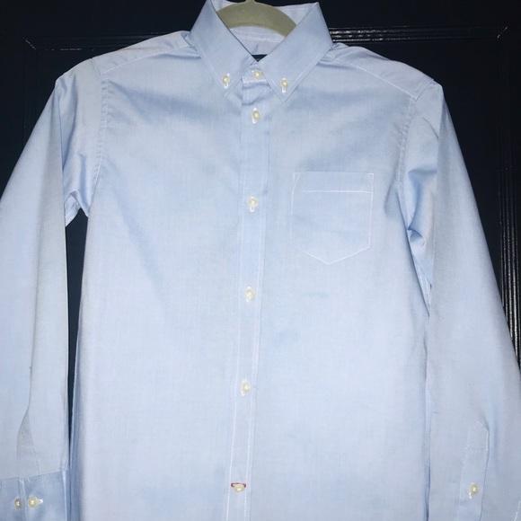 Tommy Hilfiger Other - Tommy Hilfiger Boys Button Down Dress Shirt